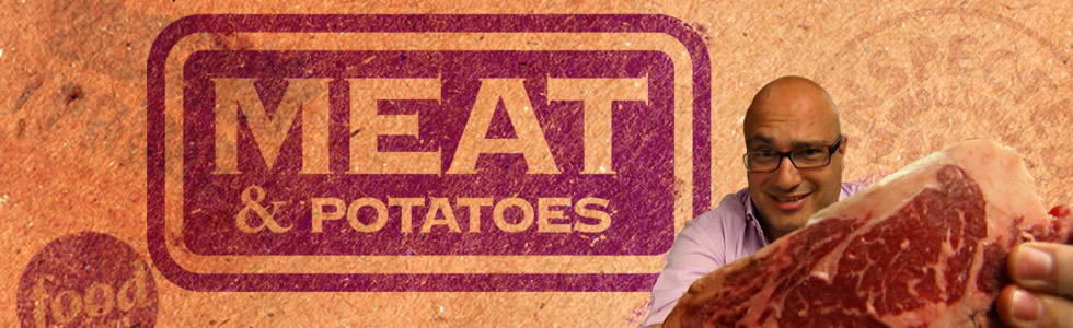 Meat & Potatoes large banner