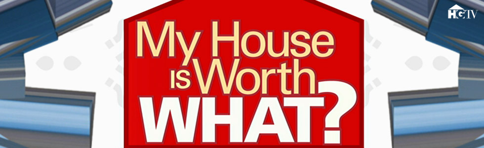 My House is Worth What? large banner