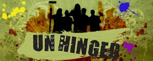 Unhinged small banner